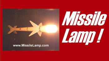 Missile lamp