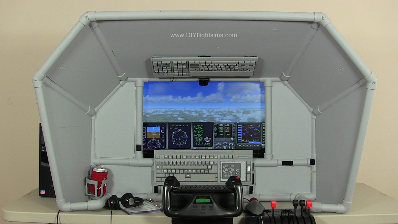 how to build a home cockpit