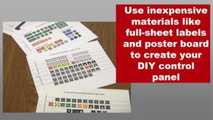 full-sheet button labels