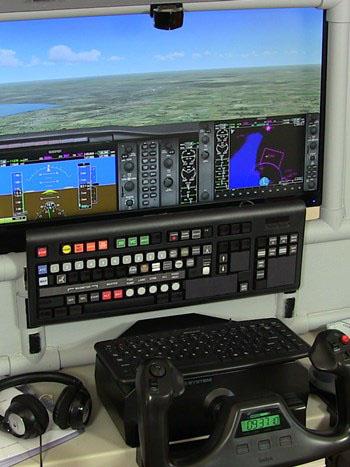 flightsim modified keyboard