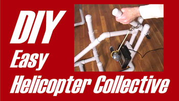 DIY Easy Helicopter Collective