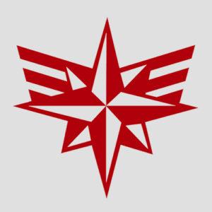Roger Dodger Aviation logo, compact
