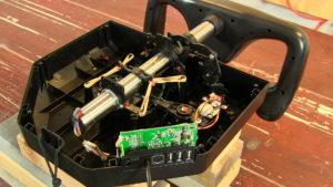 Saitek Pro Flight Yoke Modification: Rubber Bands and Zip Ties