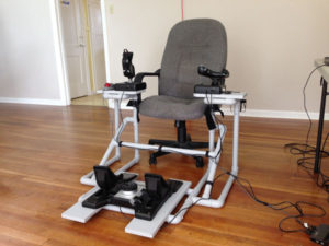 5 Modifications for a DIY HOTAS Chair