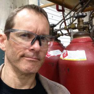 Matt Thomas, Equipment Technician at First Element Energy