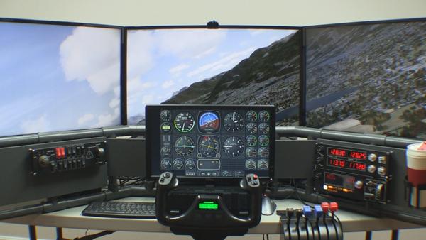Yoke and throttle quadrant mod for the DIY flight sim
