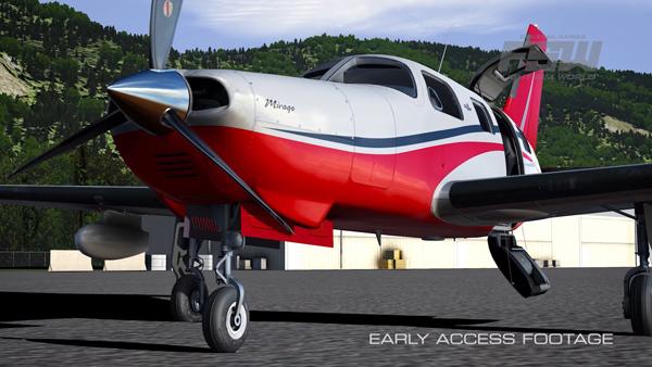 Flight Sim World from DTG