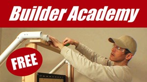 Builder Academy - learn how to build an airplane simulator