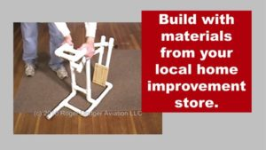 Build with inexpensive materials