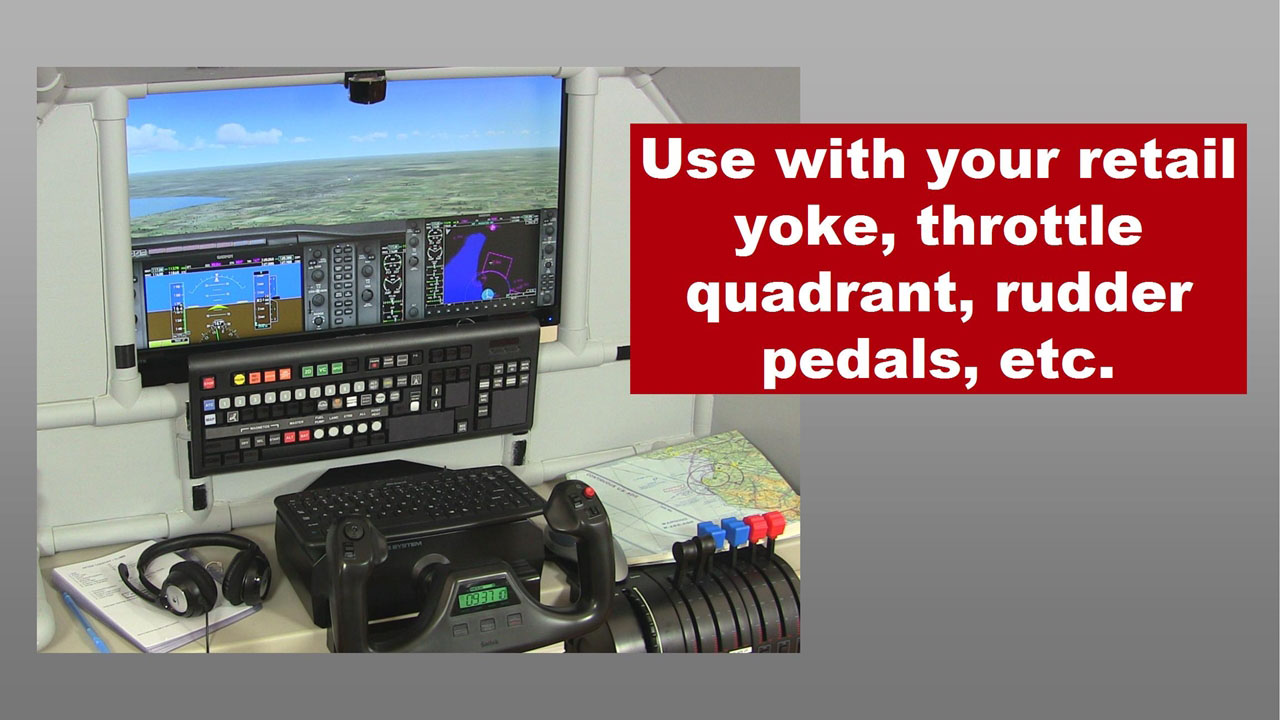 DIY Keyboard Modification: General Aviation