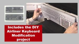 Keyboard mod switch panel