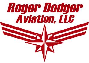 Roger Dodger Aviation logo
