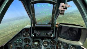 DCS cockpit