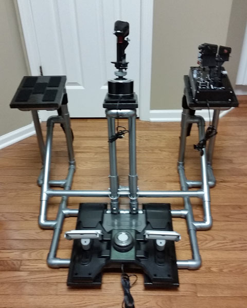 More Diy Flight Sim Completions In The