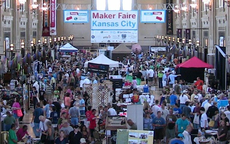 Maker Faire Kansas City