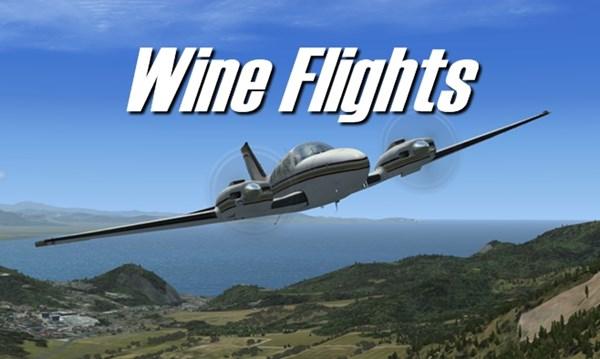 Wine Flights in the Simulator