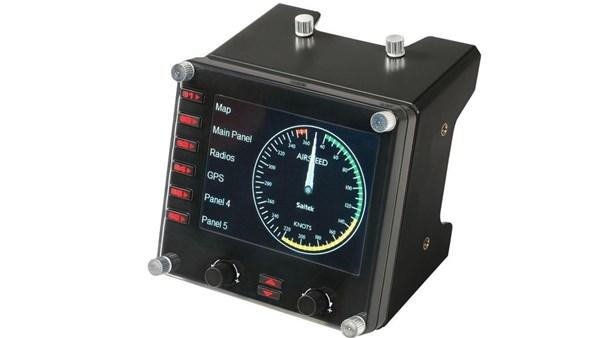 Saitek Pro-Flight gauge