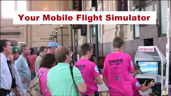 3 Suggestions for your mobile flight simulator