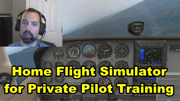 Flight Simulator for Private Pilot License