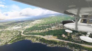 Cessna 172 in MSFS 2020